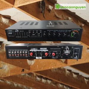 Âm ly AMPLY NIKODO DSA-159 Cho loa lục giá, phóng, dẫn